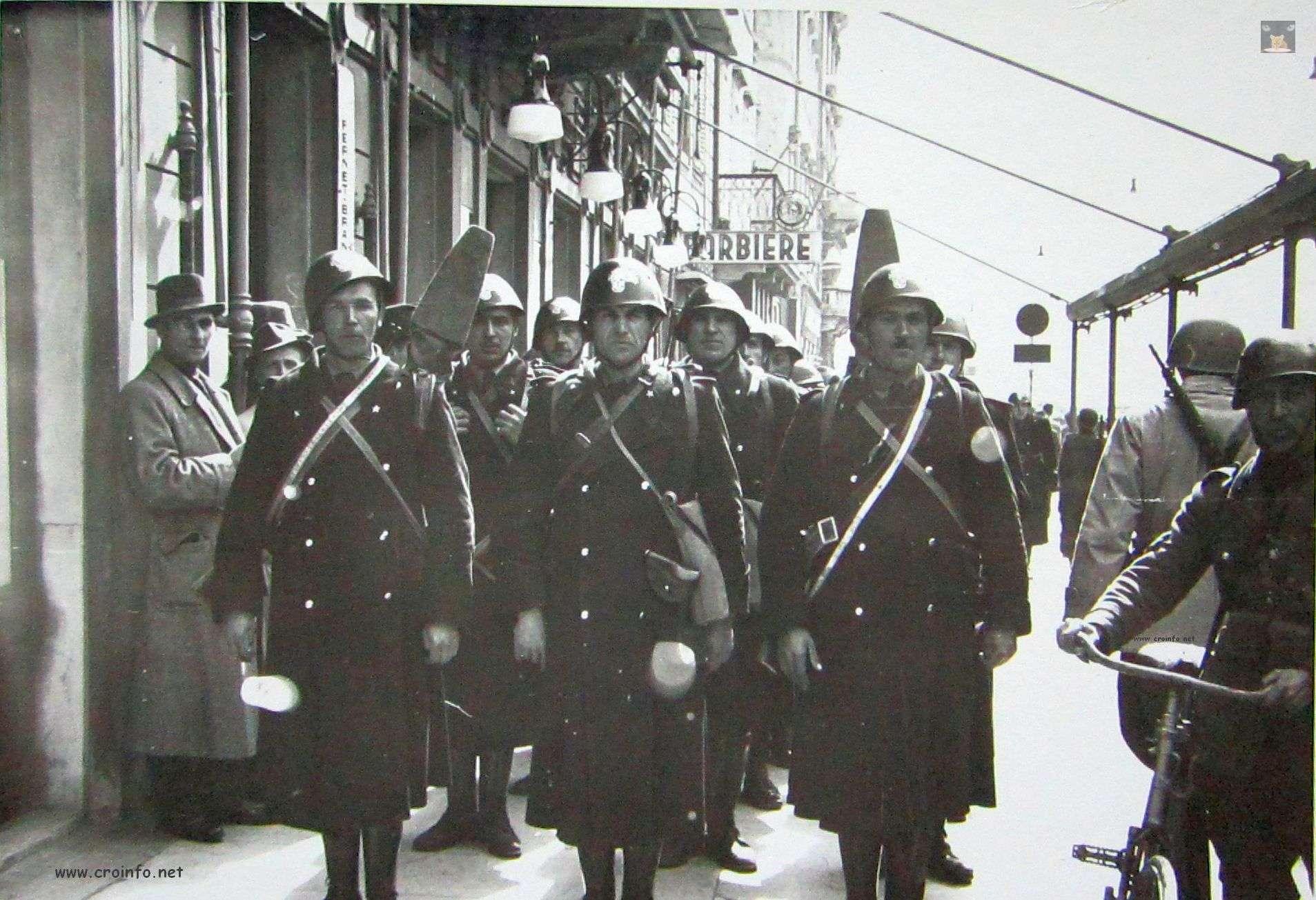11.04.1941. okupacija Sušak