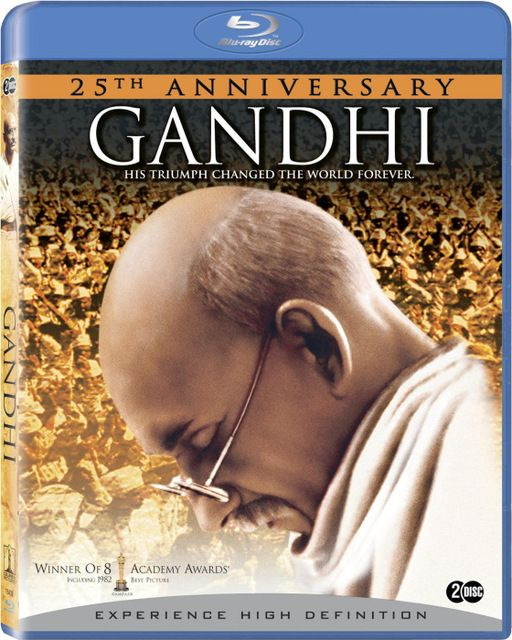 Gandhi - 1982 BluRay 1080p DuaL MKV indir