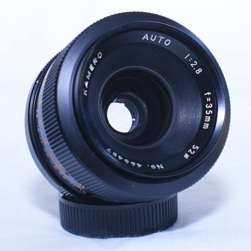 Kamero auto 35mm f2 8 sn 466437 for Garage sn autos 42