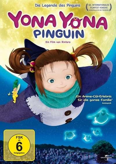 Sevimli Penguen - Yona Yona Penguin - 2009 Türkçe Dublaj MKV indir