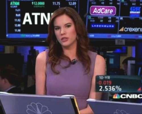 Kelly Evans in CNBC Forum