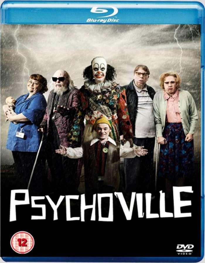 Скачать бесплатно сериал Психовилль / Psychoville / 2 сезон (2011