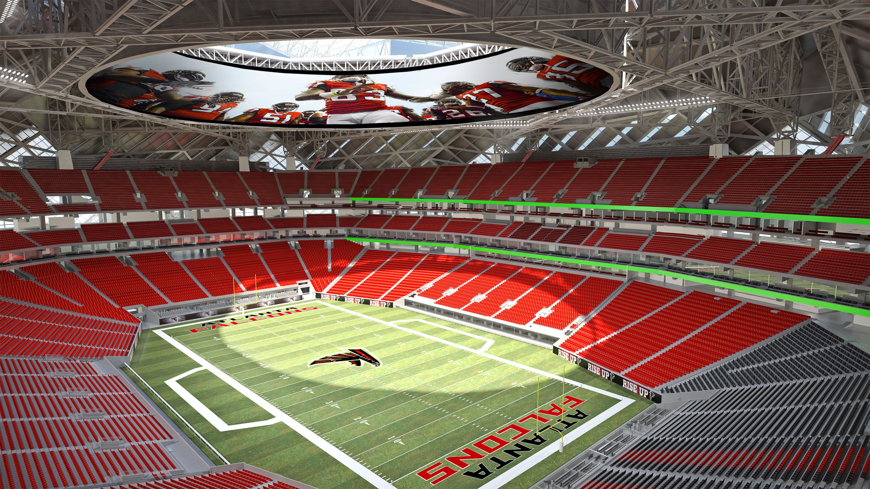 New Ga Dome Design