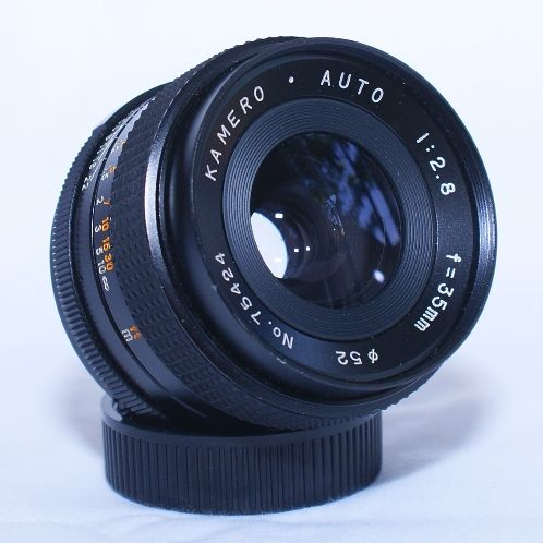 Kamero auto 35mm f2 8 sn 75424 for Garage sn autos 42
