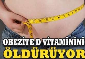 Obezite ve D Vitamini