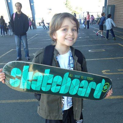Skateboards rule at Cool Mom Picks