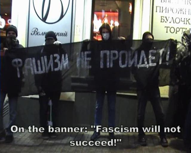 3e1ee7ca Children of Bakunin   Antifascist Attitude (2008)