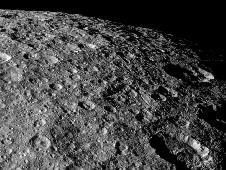 Cassini looks over the heavily cratered<br /> surface of Rhea during the spacecraft&#39;s<br /> flyby of the moon on March 10, 2012.<br /> Image credit: NASA/JPL-Caltech/Space<br /> Science Institute&nbsp;&nbsp;&nbsp;&nbsp;<br /> <a href='http://www.nasa.gov/mission_pages/cassini/multimedia/pia14605.html' class='bbc_url' title='External link' rel='nofollow external'>� Full image and caption</a>