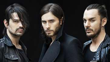 THIRTY SECONDS TO MARS FOTO