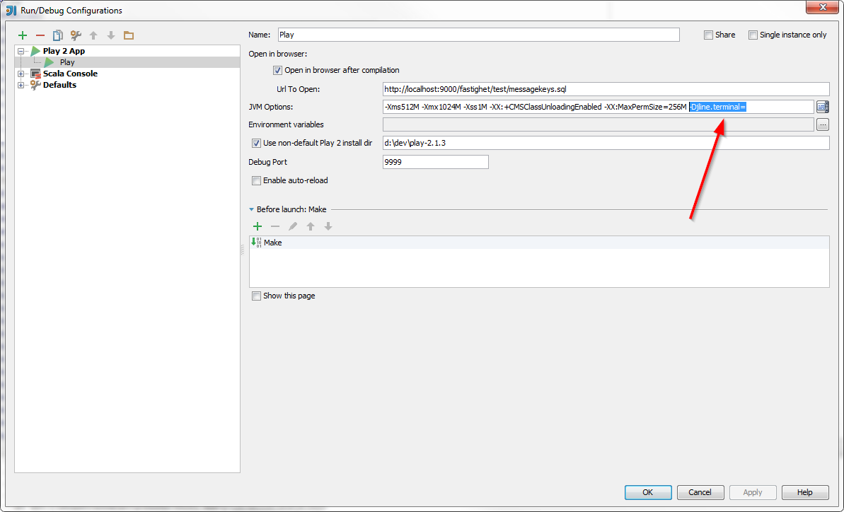 sbt - Binary incompatibility in plugins detected in Play 2 1