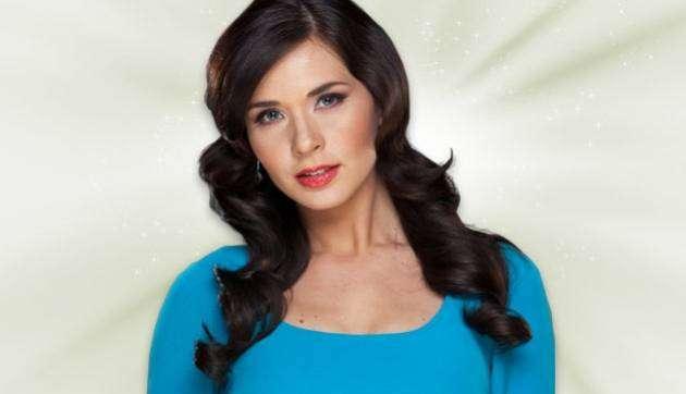 Adriana Louvier es Olga Ancira